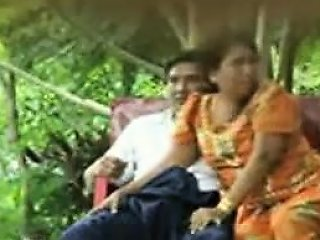 Courageous Desi Aunty Deep Throats Plumbs And Exterior On P