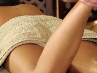 Indian Beauty Massaged