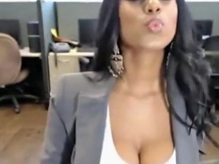 Big Titty Indian Handjob