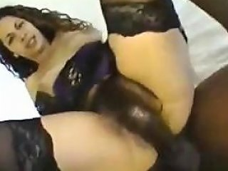 Indian Girl Fucked By A Big Black Cock