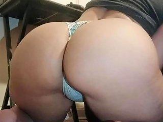 Slim Thick Latina Sucks And Fucks For The Camera