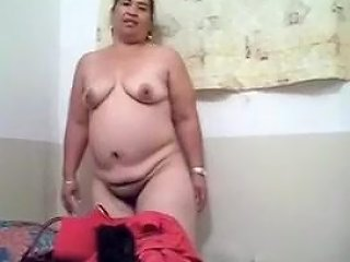 Crazy Homemade Record With Solo Mature Scenes