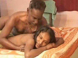 Mature Indian Man Pleases And Rubs Sexy Young Babe