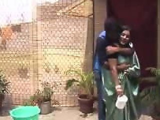 Satin Silk Saree Aunty Romance Free Indian Porn Video 47