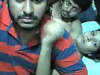 Indian Gang Bang Sex